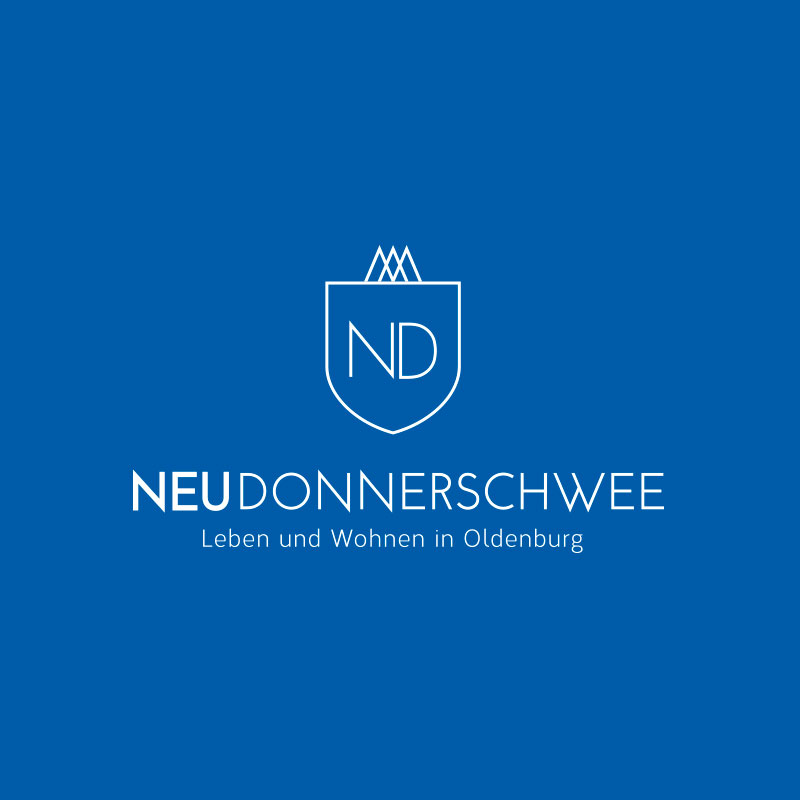 Logo NEU DONNERSCHWEE / OLDENBURG