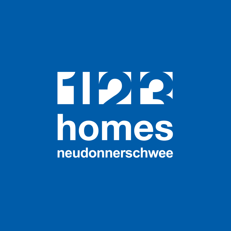 Logo 123Homes NeuDonnerschwee